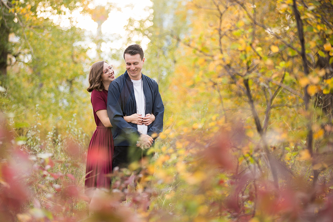 Calgary wedding photographer; Payton and Austin's St. Patrick's